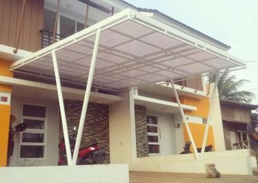 Kanopi atap polycarbonate